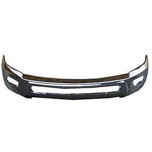 New Chrome 2009-2012 Dodge Ram Front Bumper & FREE shipping