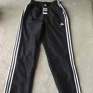 BRAND NEW ADIDAS WIND PANT - YOUTH L