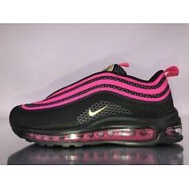Air max 97 pink/black
