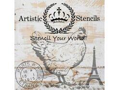 Artistic Stencils