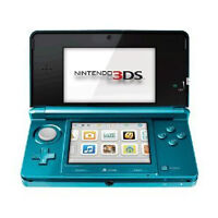 Nintendo 3DS barely used