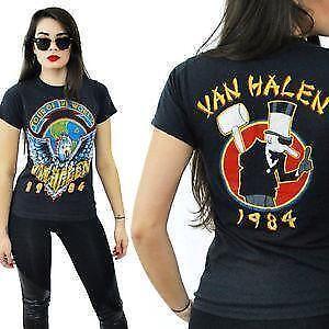 ab667456dd5 Vintage Van Halen Shirts