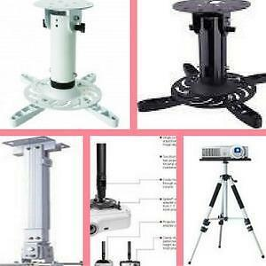 Weekly Promotion ! Universal Projector Ceiling Mount , Projector Tripodstand, Motorized Projector Screen, Fixed