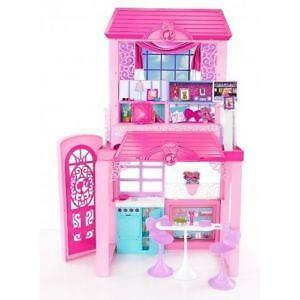 Barbie House New Used Dream House Beach House Ebay