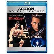 Bloodsport Blu Ray