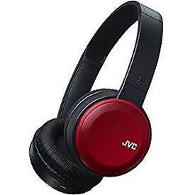 JVC wireless headphones DEEP BASS