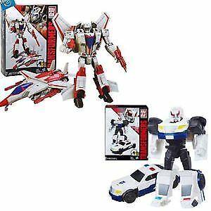 Transformers Generations Cyber Battalion Series Jetfire/prowl