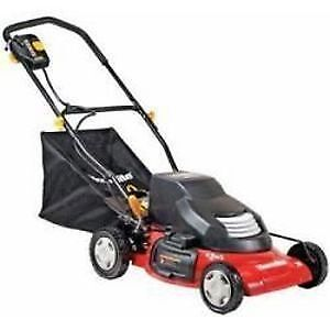 Homelite Cordless Lawn Mower- need new battery