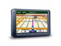 Garmin nüvi® 255W(T) SAT NAV with UK and Ireland Maps