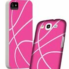 Pink Cell Phone Case for HTC