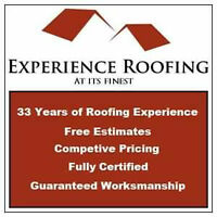 Experience Roofing