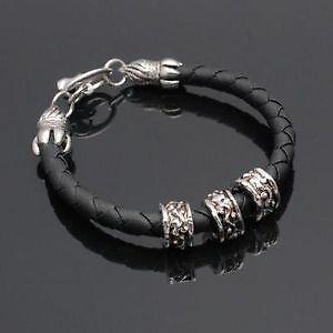 Mens Rosary Bracelet