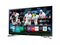 Brand New Samsung UE32J4500 32 Inch HD-Ready Freeview HD LED Smart TV - Black