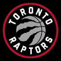 RAPTORS LOWER BOWL TICKETS!! ALL GAMES AVAILABLE! GO RAPTORS!