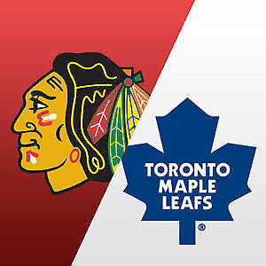Chicago Blackhawks vs Toronto Maple Leafs Tickets March 18 2017