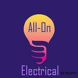 """""""Electrician""""  All-On Electrical"""