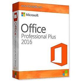 Office Professional Plus 2016 DVD