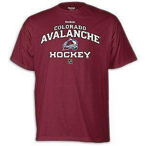 Colorado Avalanche Shirt Ebay
