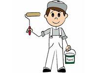 Man looking for job part time or full time painter,joiner ,floor vinyl panels,gardening etc...