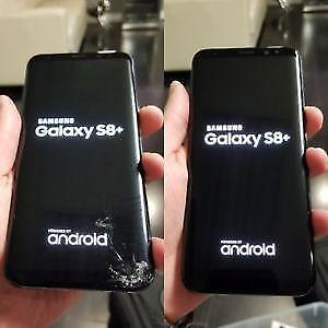 Special Sale on Samsung S8 Plus Broken Screen/Lcd Repair Call Now For FREE Quote! The One Hour Repair Centre