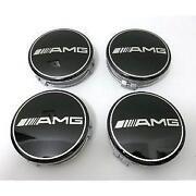 AMG Center Caps