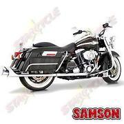 Samson Fishtail