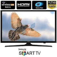 WOW TV SAMSUNG DEL 50'' UN50J5200 1080p Smart 24 MOIS GARANTIE