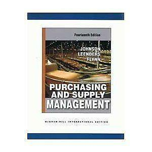 Purchasing and supply management books ebay fandeluxe Images