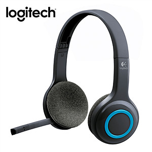 logitech bluetooth headphones with microphone
