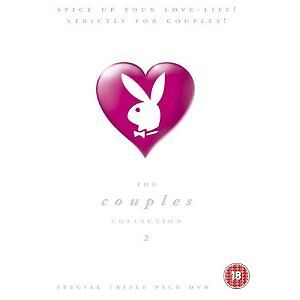 12 X The Playboy Couples Collection 2 NEW SEALED 3 DVD R2 BOXSET Bulk Job Lot