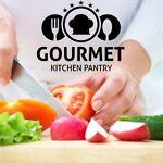 Gourmet Kitchen Pantry