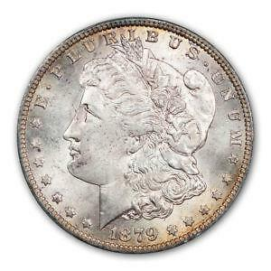 1879 Morgan Silver Dollar Ebay
