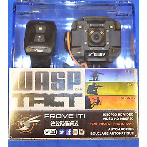 WaspCam TACT package