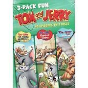 Tom and Jerry DVD