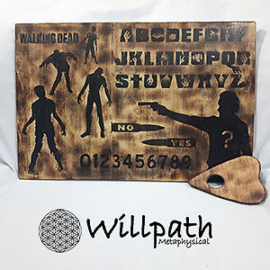"Walking Dead, Spirit (Ouija) Board, 18""x12"" Prince George British Columbia image 1"