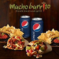 Mucho Burrito Guelph Hiring Full time