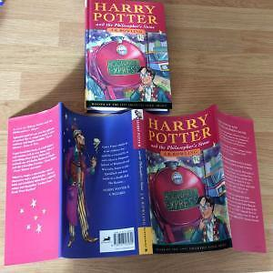 ISO Harry Potter and the Philosopher's Stone Hardcover