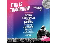 This is tomorrow Newcastle Saturday 18th September 2021