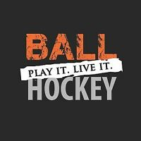 Looking for ball hockey players