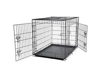 Fold Flat Carrier pet cage Large