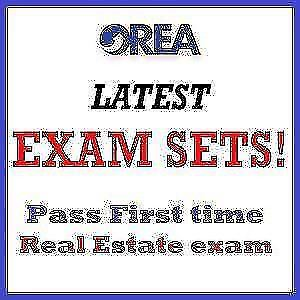 2018 CURRENT OREA EXAM!!! PASS THE FIRST TIME WITH THESE NOTES!