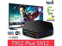 T95Z PLUS OCTACORE ANDROID TV BOX WITH POWERFUL S912 CHIPSET