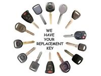 Lost Car Keys And Van Keys Replacement ,Cutting ,Programming, Reprogramming From £40