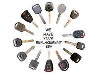 Lost Car Keys And Van Keys Replacement ,Cutting ,Programming, Reprogramming From £40
