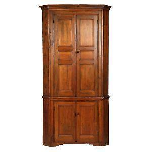 antique corner cupboards - Antique Cupboard