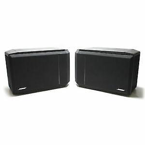 2 Haut-parleurs Bose 301 Series IV