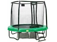 More Information on the EXIT JumpArena All in one 8ft Trampoline