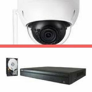Weekly promotion!    3MP HD Wi-Fi IR Mini Dome Camera,CAM-IP9312-W-28-S2,$169 (was$189)
