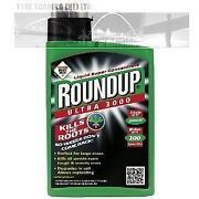 Roundup Ultra 3000