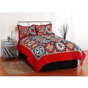 Country Quilts | eBay : red quilts bedding - Adamdwight.com